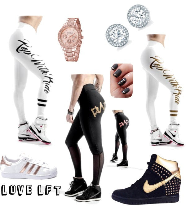 Fitness Meets Fashion