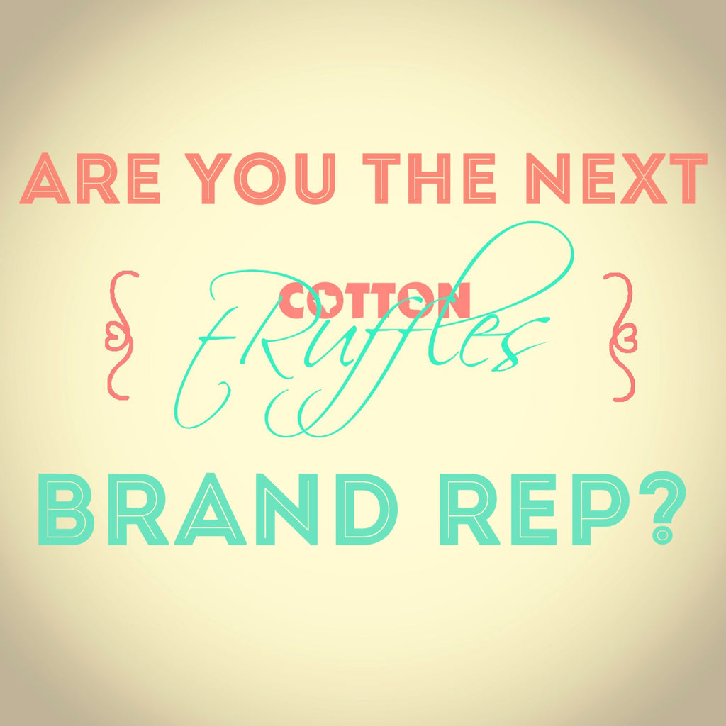 BRAND REP SEARCH STARTS NOW!