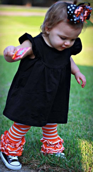 Black Pearl with Pockets - Size 12m, 18m