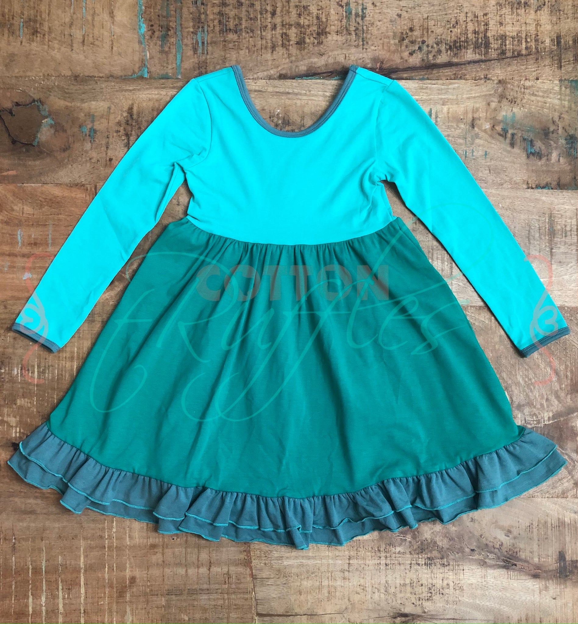 The Twirling Ali Dress