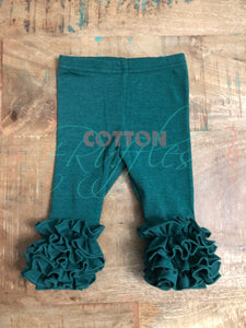 Heather Green Icings - 12m