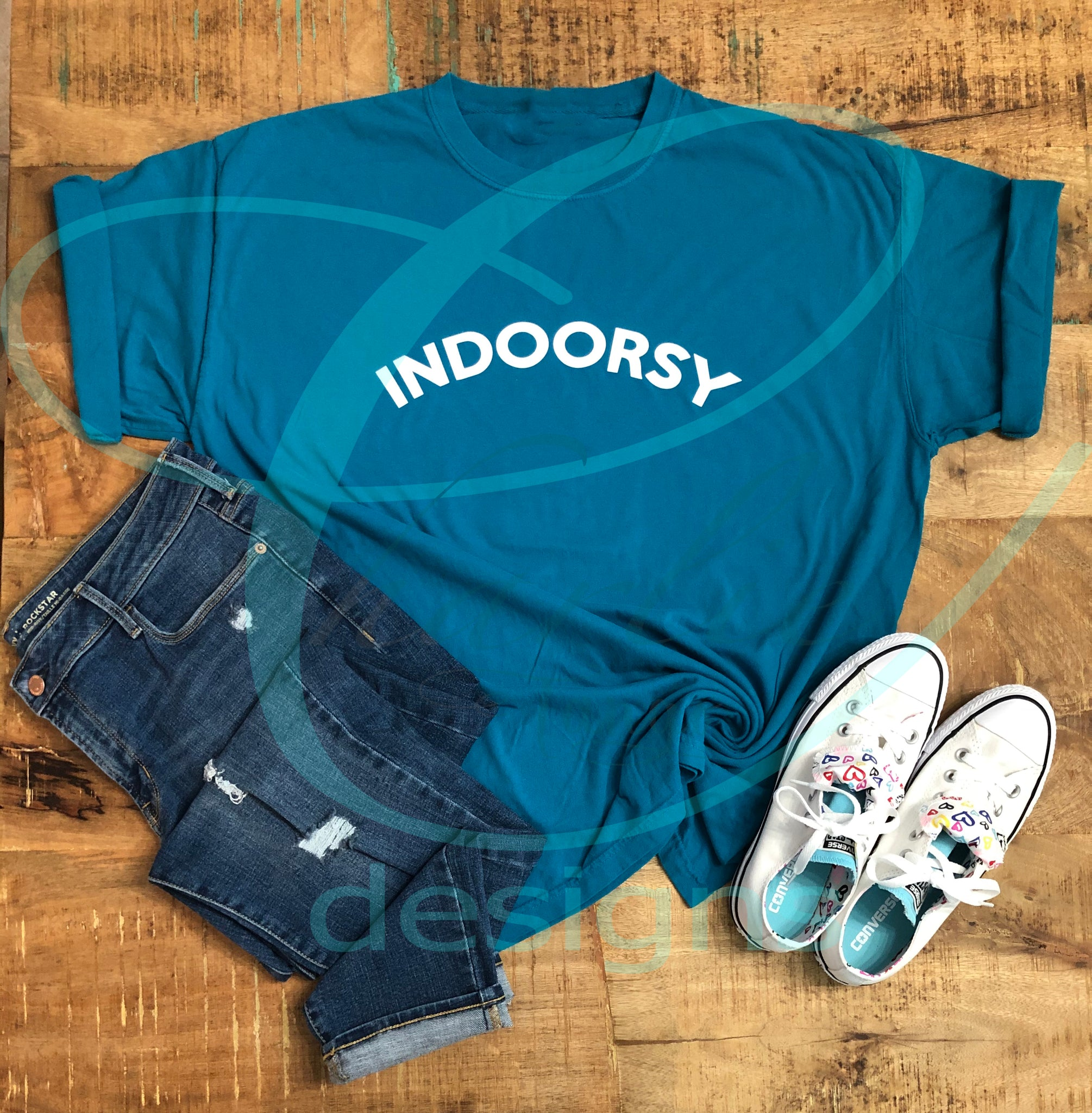 Indoorsy Tee Shirt