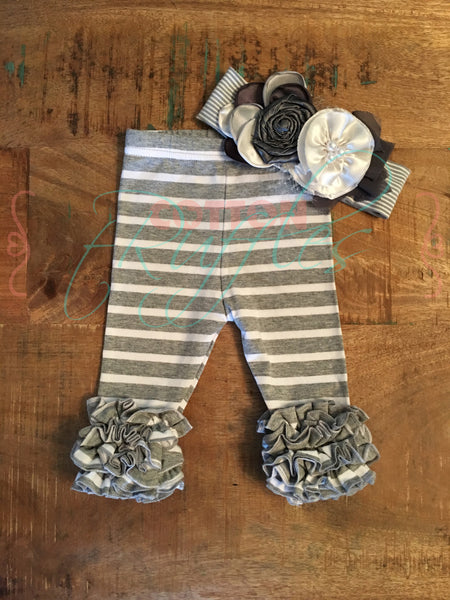 Gray Clouds Icings - Size 4t