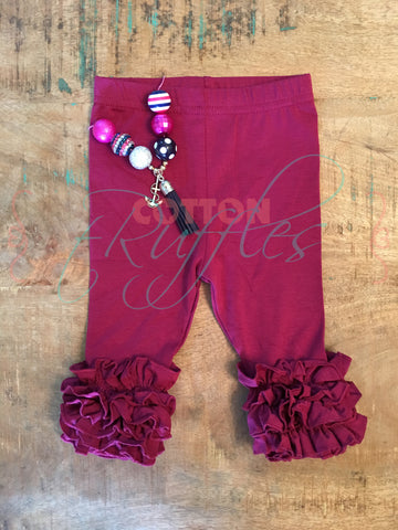 Plum Icings - Size 6m, 12m, 8
