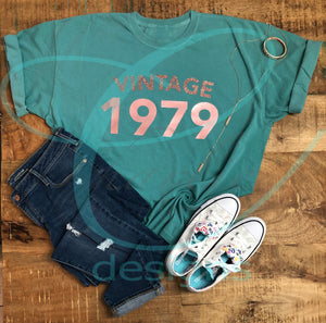 Vintage 19something Tee Shirts