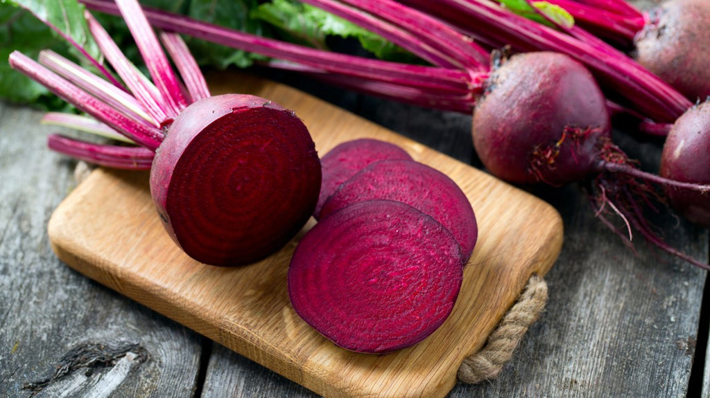 Beets boast an impressive nutritional profile