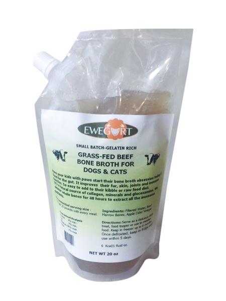 This Bone Marrow Broth naturally helps joint pain & arthritis, promotes gut health, boost immune system