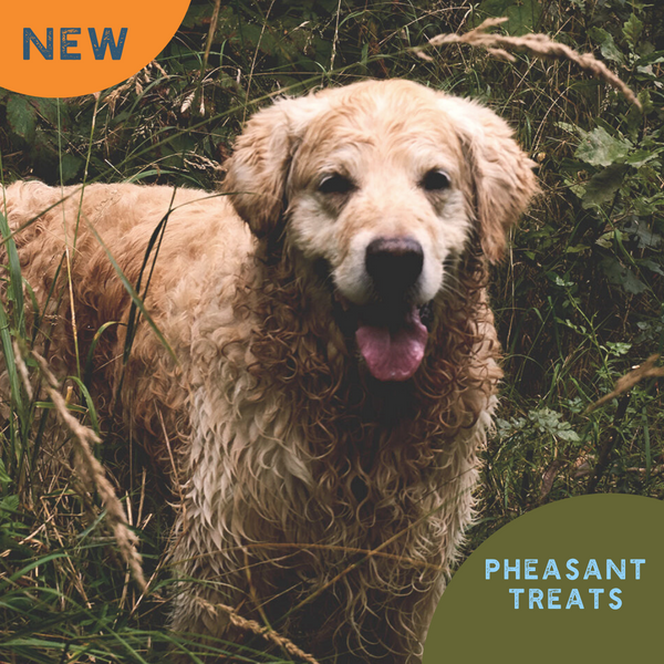 PHEASANT TREATS * Liver &  Heart Mix is a Clean Reward * Training Treat