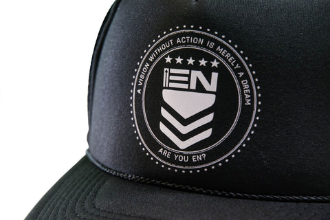 Envision Flat Brim Foam Hat - WeAreEN