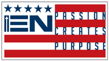 Passion Creates Purpose Sticker