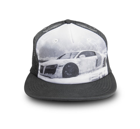 Audi R8 Snap Back Hat