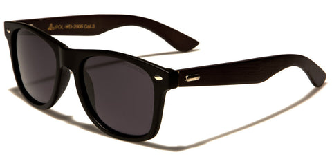 EN-Vision Eyewear Wood Wayfarer - Polarized