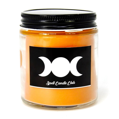 Orange Spell Candle