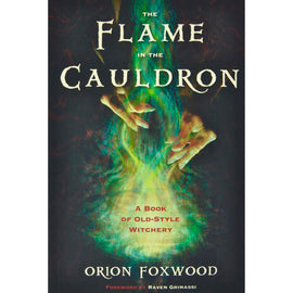 """The Flame in the Cauldron"""