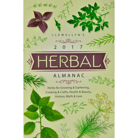 """Llewellyn's 2017 Herbal Almanac"""