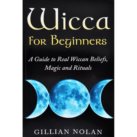 """Wicca for Beginners"""