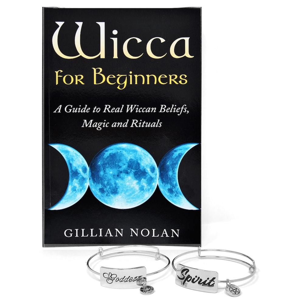 Wicca Beginner Bundle