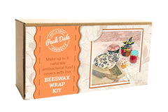 Beeswax Food Cover Kit
