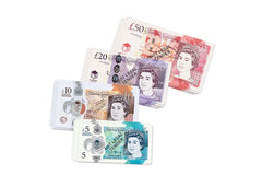 UK Play Money - Notes (Set of 50)