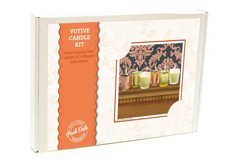 Candle Making Kit - Votive Candles makes 6