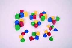 Small Geometric Solids