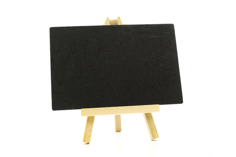 Rectangle Blackboard with Easel