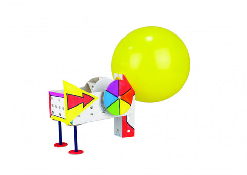 TechCard Balloon Turbine