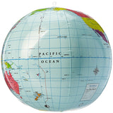 30cm Inflatable World Globe