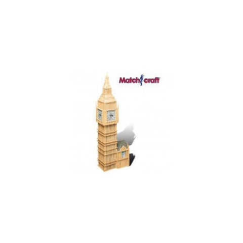 Matchstick Kit Big Ben