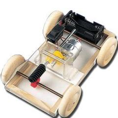 Clearbox Worm Driven Chassis Vehicle Kit