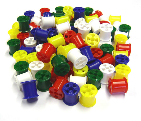 Plastic Cotton Reels
