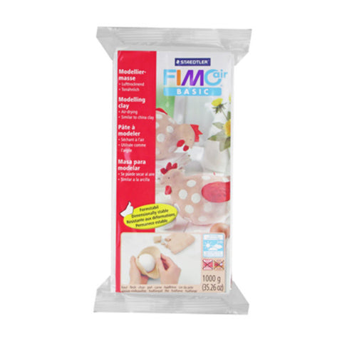 Fimo Air Drying Clay Flesh