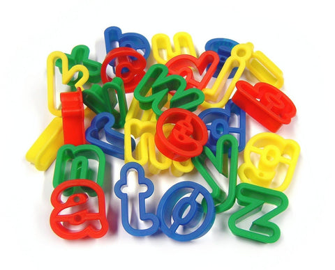 Alphabet Cutters (lower case)