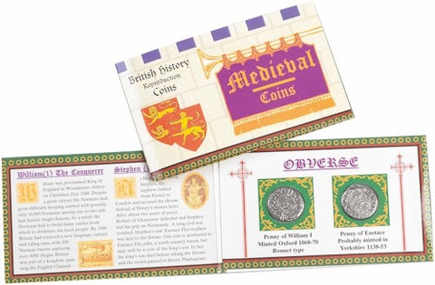 Medieval Coin Pack