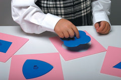 Montessori Inset Shapes