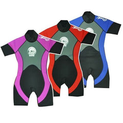 Copy of KIds Wetsuit Short RED 24""
