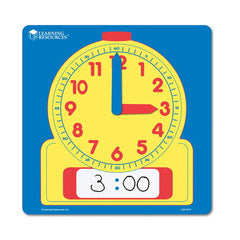 Wipe-Clean Teach the time clock