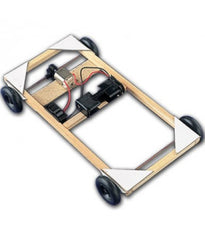 Motorised Worm Driven Chassis Vehicle Kit