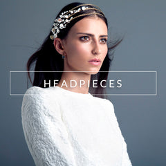 Bridal Jewellery Headpieces Design