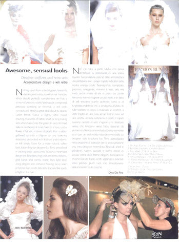 wedding tiaras for brides miami - COLLEZIONI SPOSA - spring/summer