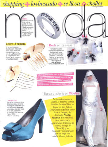 headpieces for weddings - DIEZ MUNITOS - marzo/2010