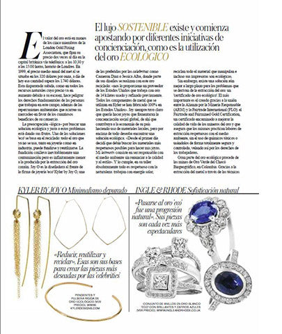 ethical jewelry - Vogue España