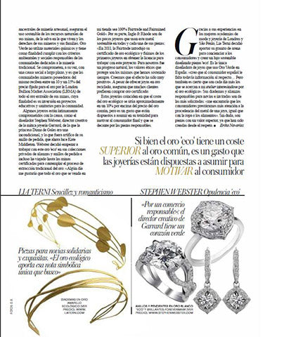 handmade jewelry miami - Vogue España