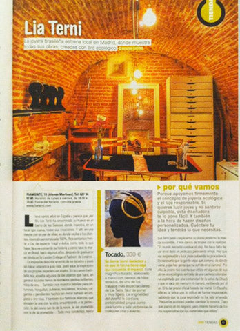 ethical gold jewellery miami - El País