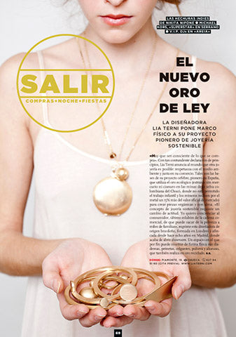 fair trade jewellery miami - El Mundo