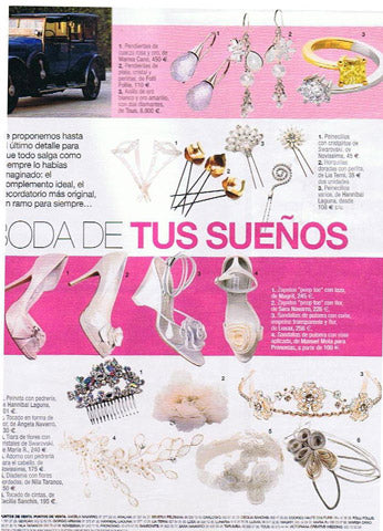 bridal tiara - Revista 10 minutos