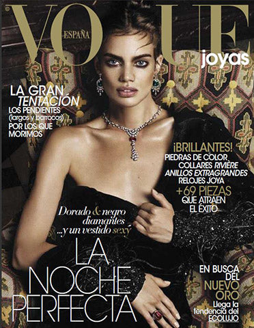fair trade jewelry - Vogue España