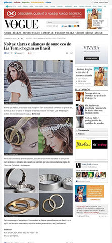 ethical jewelry usa - Vogue Brasil