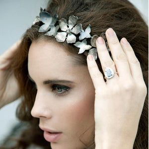 Flower vintage wedding headpieces
