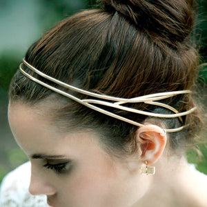 unique wedding headbands